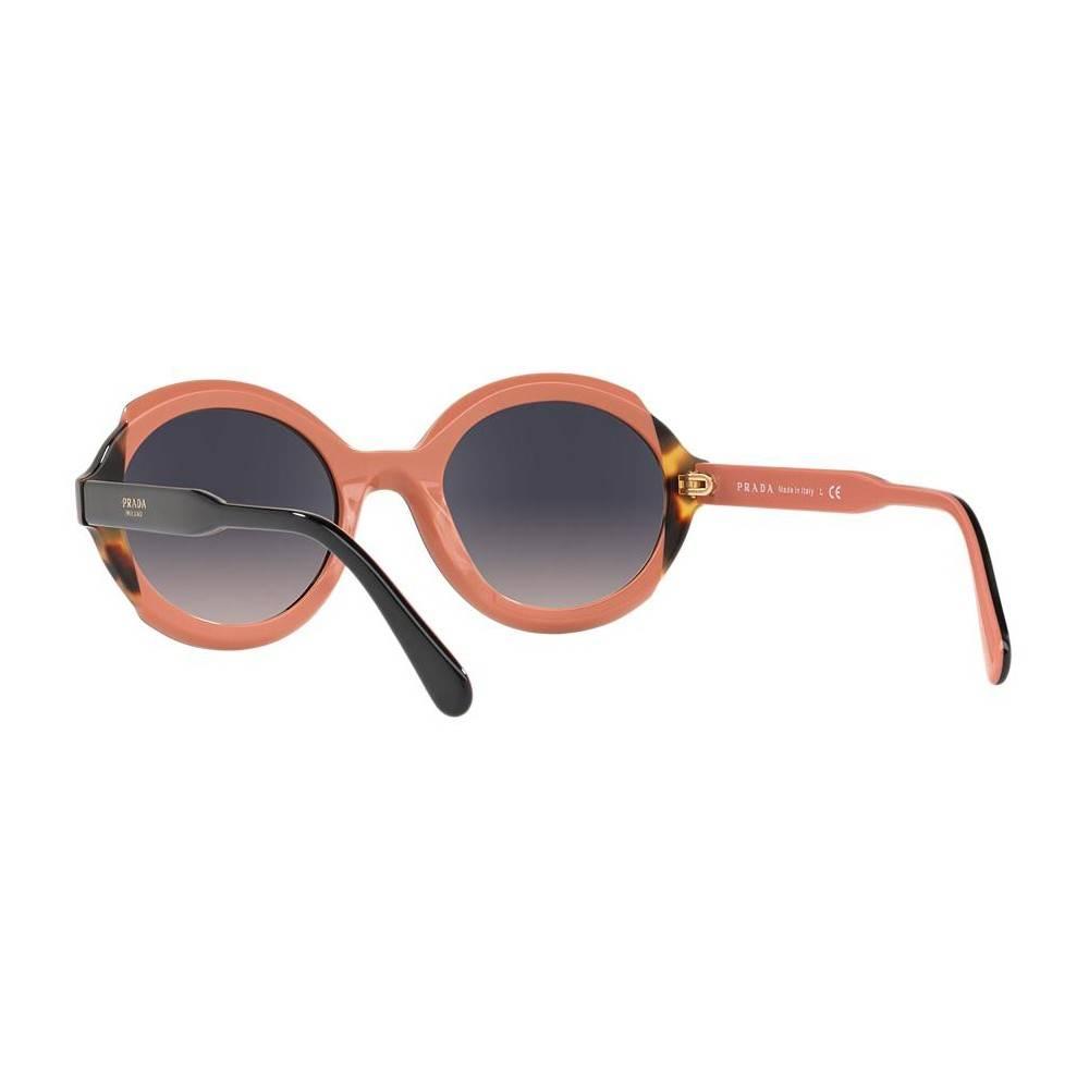 93d71b82828aca Prada zonnebril Top Black Pink medium Havana PR 17US 5ZWGR0