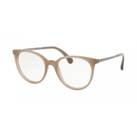 Chanel bril-montuur beige transparant CH3378 1416