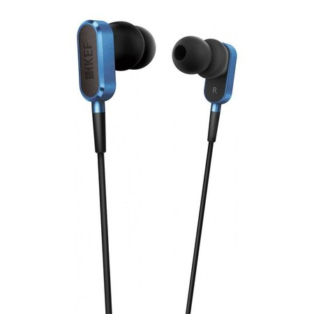 KEF In-ear oordopjes Racing Blue M100