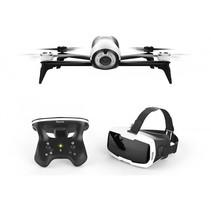 Bebop Drone 2 + controller + FPV bril - wit