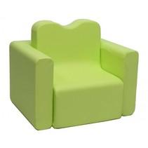 bureau / fauteuil 2-in-1 set lime green