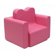 bureau / fauteuil 2-in-1 set hot pink