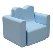 bureau / fauteuil 2-in-1 set baby blue
