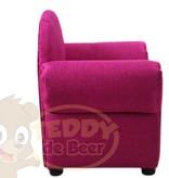Teddy de Beer Fauteuil en opbergruimte in één hot pink EK-SB216