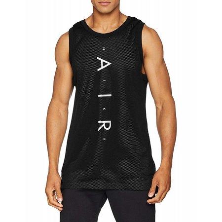 Nike Air Mesh heren tanktop zwart 886064-010