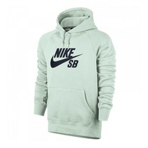 icon heren hoodie Barely Grey