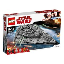 Star Wars First Order Star Destroyer