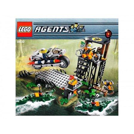 Lego Missie 2: Moeras Klopjacht 8632