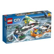 City Zeilboot Reddingsactie