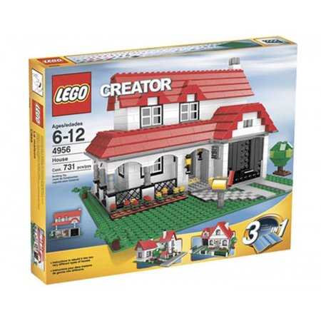 Lego Creator huis 4956