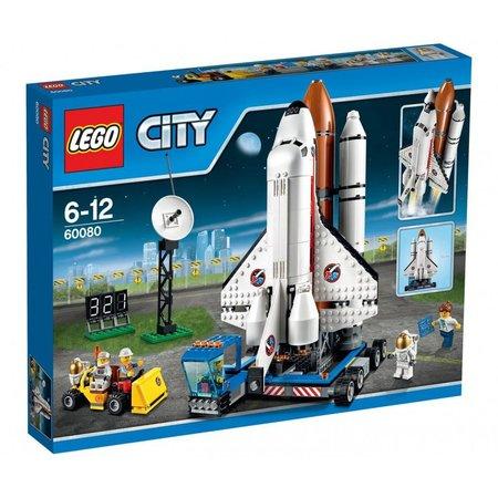 Lego City ruimte lanceerbasis 60080