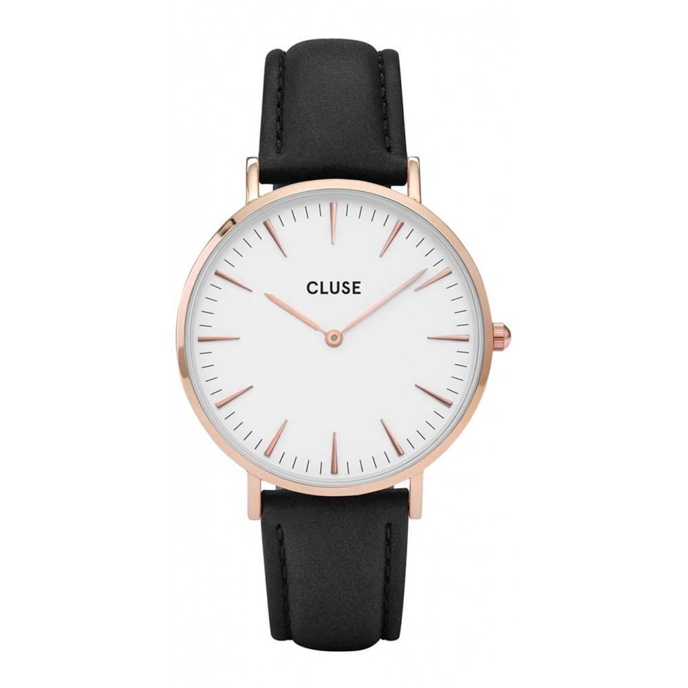 Cluse Horloge La Boheme Rose Gold CL18008