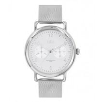 Liz zilver Horloge
