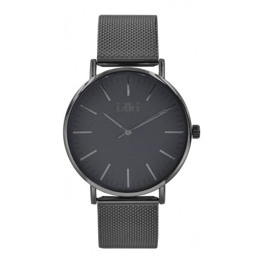 IKKI Danny Gunmetal Horloge DA49