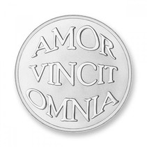 Munt Amor & Mio Silver plated