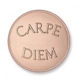 Mi Moneda Munt Carpe Diem & Live the Live Rosegold plated MON-CAR-03
