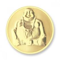 Munt Budha & Budha Gold plated
