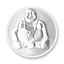 Munt Budha & Budha Silver plated