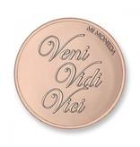 Mi Moneda Munt Dolce Vita & Veni Vidi Vici Rosegold plated MON-DOL-03