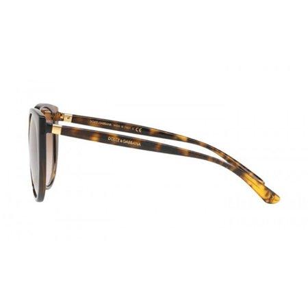 Dolce & Gabbana dames zonnebril havanna DG6119 502/13