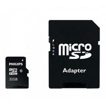 Class 10 micro SDHC 32 GB kaart + adapter