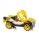 Mega Bloks Hot Wheels Fearless Jump Stunt - Constructiespeelgoed
