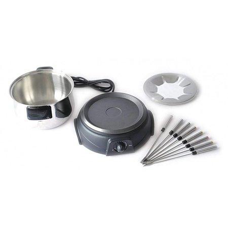 Silvercrest Elektrische 11-delige fondueset