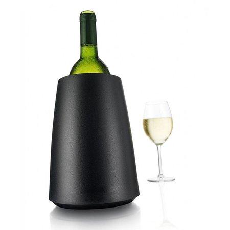 VacuVin Active wijn cooler elegant zwart