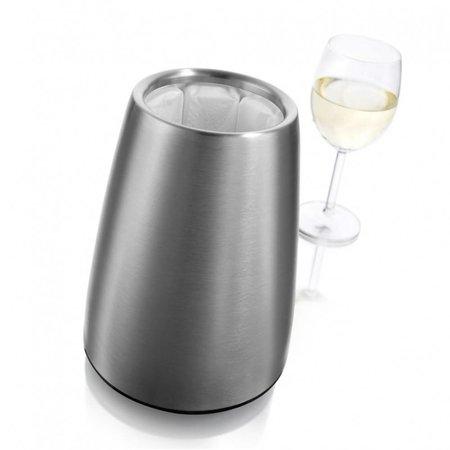 VacuVin Active wijn cooler elegant RVS