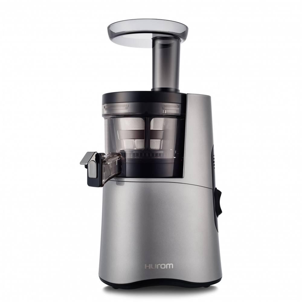 Hurom H26 Verticale Slowjuicer donker grijs H-AA 3