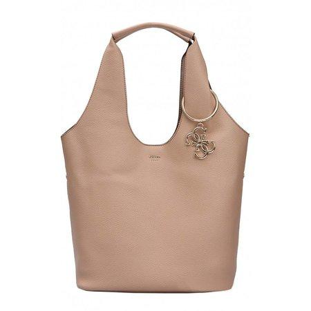 Guess Flora hobo shopper taupe HWVG6865030/TAU
