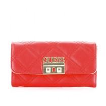 Status Pocket dames portemonnee rood