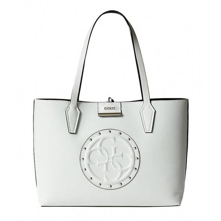 Guess Bobbi reversible shopper wit HWLC6422250/WIT