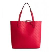 Bobbi reversible shopper rood