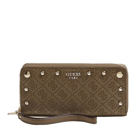 Guess Coast to Coast dames portemonnee olive SWSG6993460/OLV