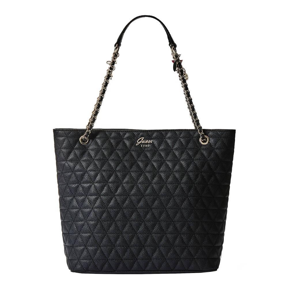 Guess Fleur shopper zwart HWVG6988230/BLA