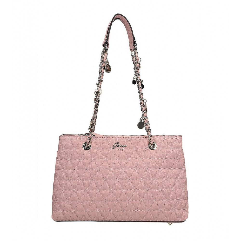 Guess Fleur girlfriend shopper roze HWVG6988090/ROS