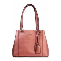 Kamryn shopper metal roze