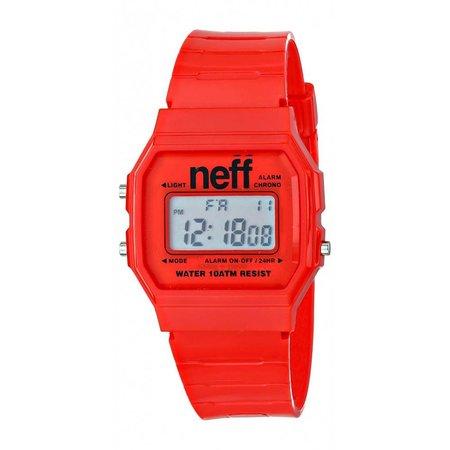 Neff digitaal old school quarz horloge NF0226