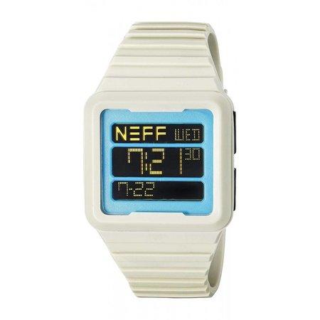 Neff digitaal old school quarz horloge NF0234