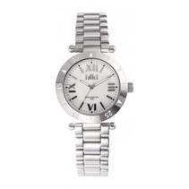 Daisy zilverkleurig Horloge