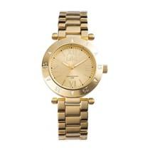 Daisy goudkleurig Horloge