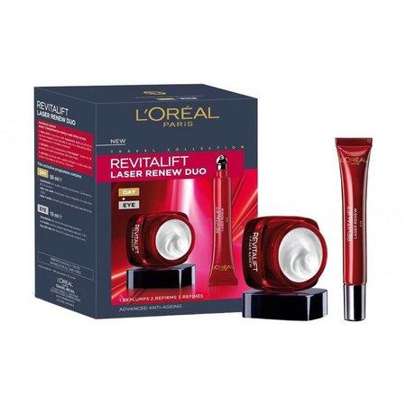 L'Oréal Paris Revitalift Laser Renew Anti-Ageing Skincare Geschenkset
