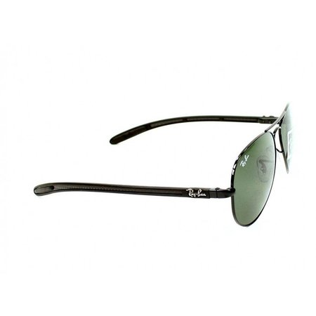 Ray Ban Aviator Carbon Fibre zonnebril RB8307 002