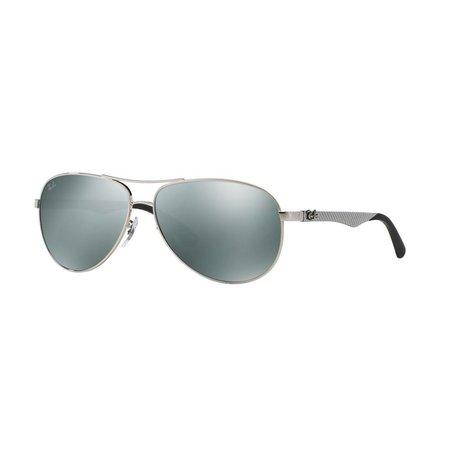 Ray Ban Carbon Fibre zonnebril RB8313 003/40