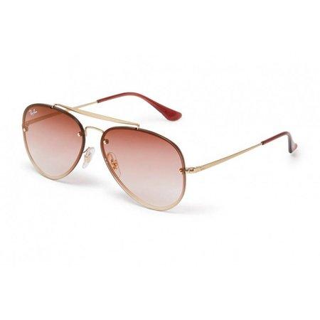 Ray Ban Blaze Aviator zonnebril RB3584N 9140/0T