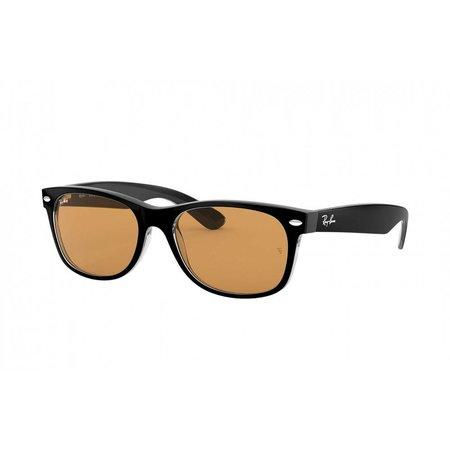 Ray Ban New Wayfarer Classic zonnebril RB2132 6398/3L