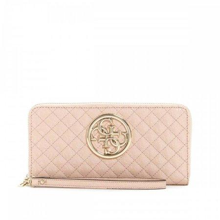 Guess Gioia dames portemonnee roze SWSG6989460/ROS
