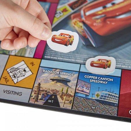 Hasbro Gaming Monopoly Junior Cars 3