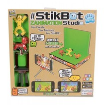 Stikbot Zanimation Studio Pets